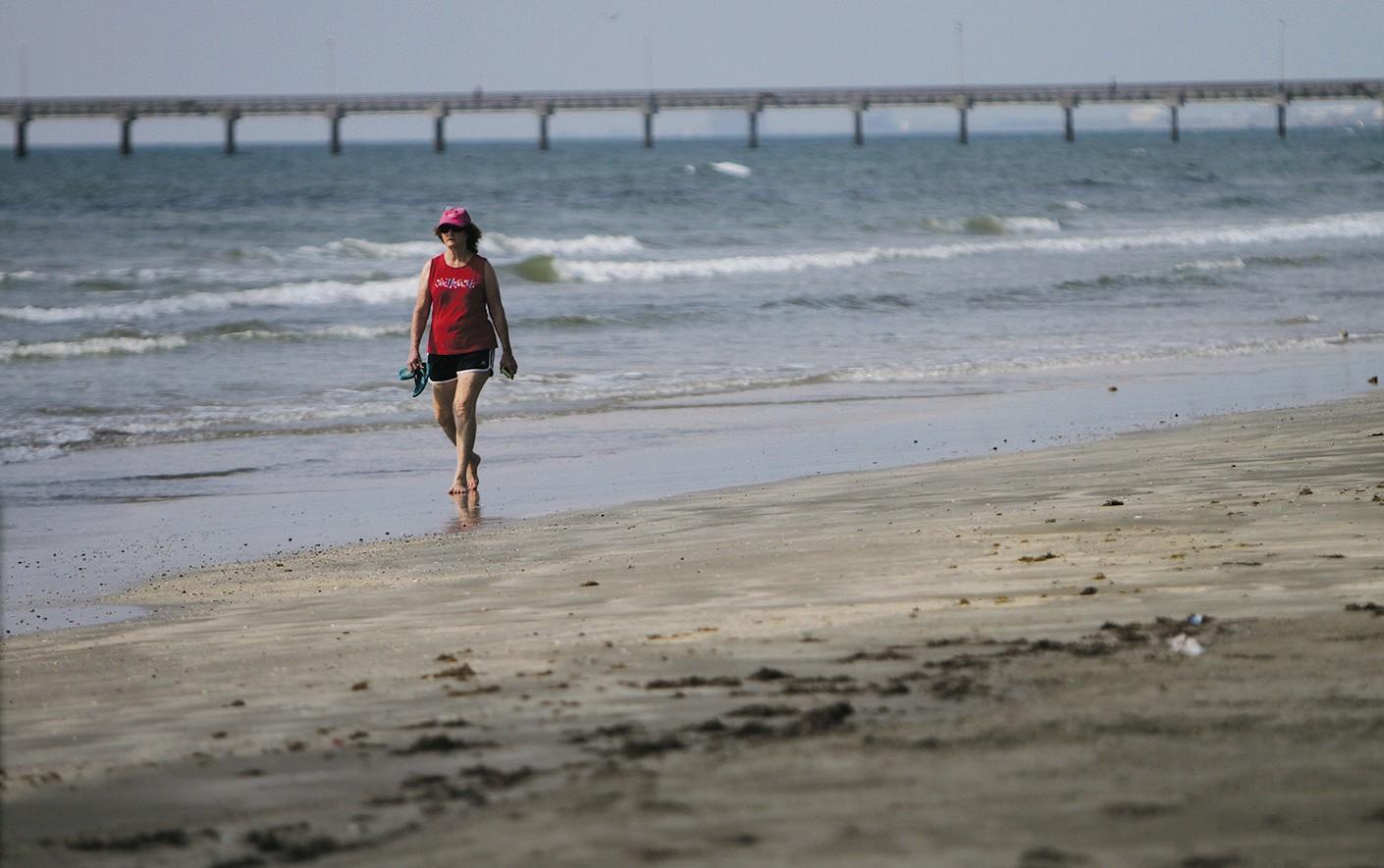Port Aransas escapes red tide effects so far | Port Aransas South ...